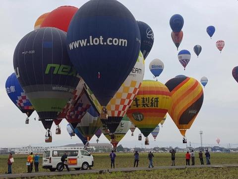 Spalio 28–lapkričio 7 dienomis Japonijoje, Saga mieste, vyks 22-asis Pasaulio karšto oro balionų čempionatas