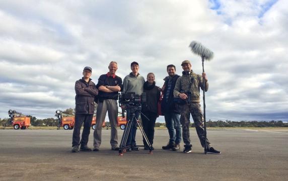 Lietuviai kuria dokumentinį filmą apie skrydį oro balionu aplink pasaulį