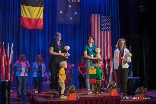 Birštone paaiškėjo pasaulio moterų karšto oro balionų čempionė